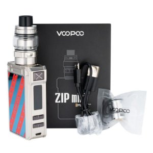 KIT  ZIP MINI - 120W com tank MAAT - VOOPOO