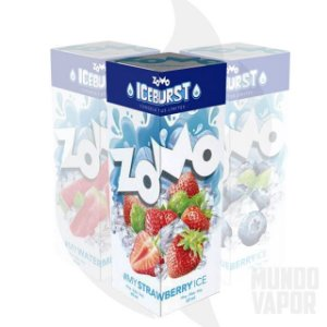 Liquido Zomo - My Strawberry ICE - ICEBURST