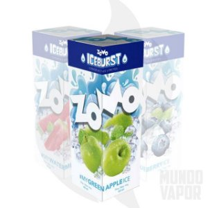 Liquido Zomo - My Green Apple ICE - ICEBURST