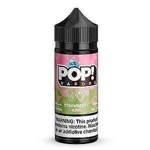 Líquido POP! VAPORS  - Strawberry Kiwi Ice