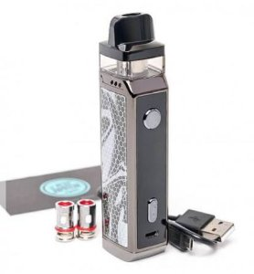 Kit VINCI X MOD POD Com bateria Externa - VOOPOO