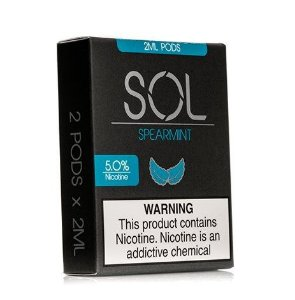 Pod de Reposição SOL - Spearmint