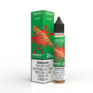 Líquido Salt Nicotine VGOD - Luscious ( Watermelon Splash )