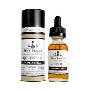 Líquido Salt Nicotine - Five Pawns - Queenside