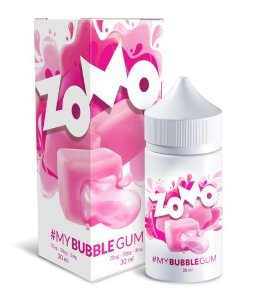 Líquido Zomo - My Bubble Gum