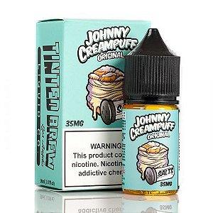 Líquido Nic Salt Johnny Creampuff - Original