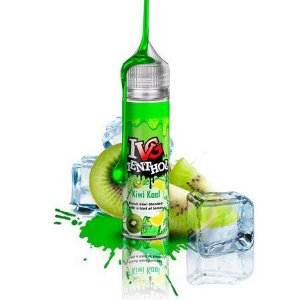 Líquido IVG - Kiwi Lemon Kool Menthol