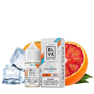 Líquido BLVK Salt Plus - Red Orange