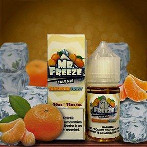 Líquido Salt Nicotine - Mr. Freeze - Tangerine Frost