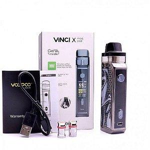 Kit VINCI X MOD POD (Utiliza Bateria Externa) - VOOPOO