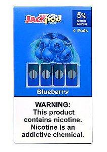 JackPod Blueberry compatível JUUL