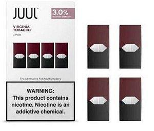 Pod Juul - Virginia Tobacco