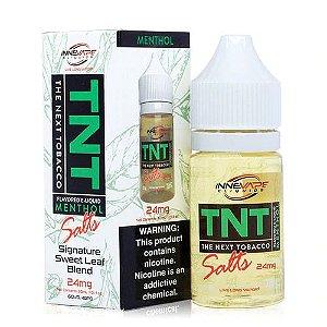 Líquido Nic Salt INNEVAPE - TNT Tobacco Menthol