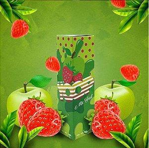 LÍQUIDO YOOP - STRAWBERRY GREEN APPLE