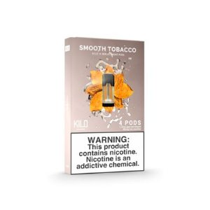 POD Smooth Tobacco - KILO