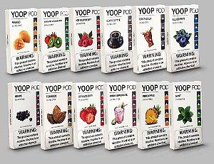 Yoop Pods Tiramissu - Compatíveis com Juul - Yoop Vapor