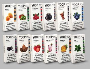 Pod Banana Tobacco - Yoop