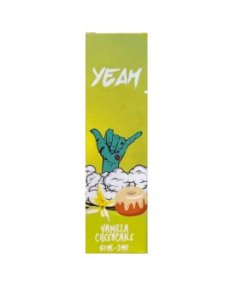 Líquido Yeah - Vanilla Cheescake
