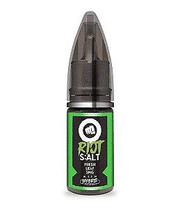 Líquido Riot Squad Salt - Fresh Leaf