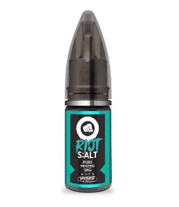 Líquido Riot Squad Salt - Pure Minted