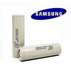 Bateria 21700 INR 3300mAh 33J - SAMSUNG