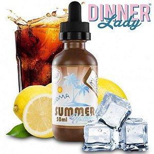 Líquido Cola Shades - Summer Holidays - DINNER LADY