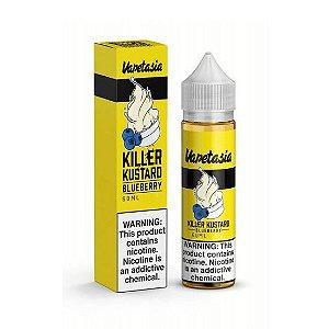 Líquido Killer Kustard Blueberry - VAPETASIA