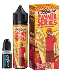 Líquido Ossem Juice - Summer Series - Malibu Citrus Cola