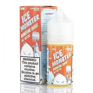 Líquido Salt Jam Monster - Mangerine Guava Ice
