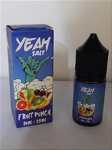 Líquido Nic Salt Yeah - Fruit Punch