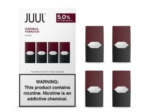 Pod Juul - Virginia Tobacco