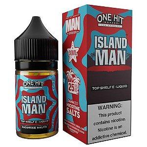 Líquido One Hit Wonder Salt - Island Man