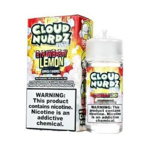 Líquido Cloud Nurdz - Strawberry Lemon Iced