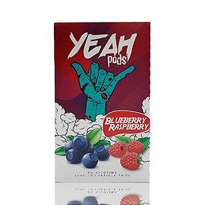 Yeah Pods De Reposição Blueberry Raspberry - Compatíveis com JUUL - Yeah