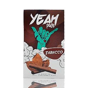 Yeah Pods De Reposição Tobacco  - Compatíveis com JUUL - Yeah