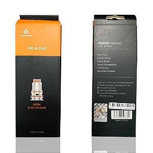 Resistência para Aegis Boost Pro P0.4 Mesh - Geek Vape