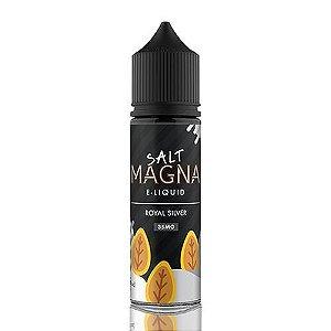 Líquido Magna e-Liquid Salt - Tobacco - Royal Silver