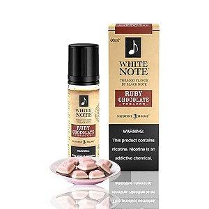 Líquido Black Note - White Note - Ruby Chocolate
