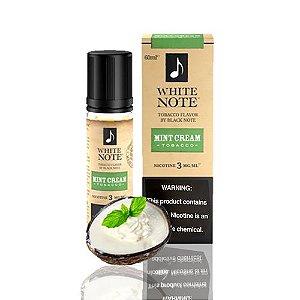 Líquido Black Note - White Note - Mint Cream