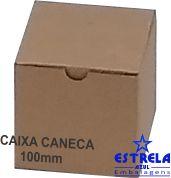 Caixa Caneca Med. 10x10x10cm