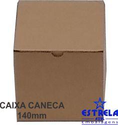 Caixa Caneca Med. 14x14x14cm - Ref.66