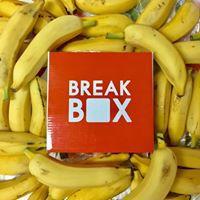 Modelo de Caixa de Papelão Acoplada Break Box