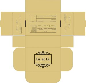 Caixas Sedex e Fita Adesiva Impressa