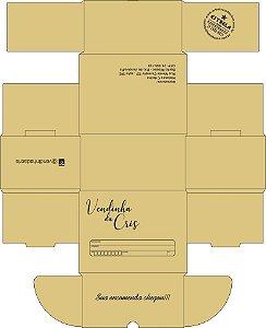 Caixa e-commerce Sedex n°1 Med.18x13x9cm