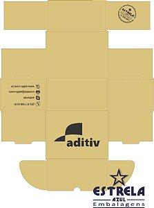 Kit Caixas Sedex n°1 e Caixa Sedex n°2