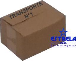 Caixa de Transporte n°1 Med. 17x12x9cm