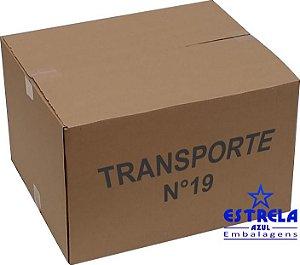 Caixa de Transporte n°19 Med. 50x42x32cm