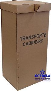 Caixa de Cabideiro Med. 55x47x120cm - Ref.16