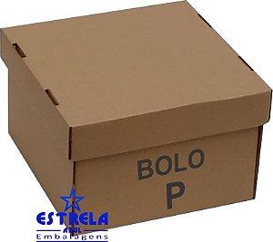 Caixa de Bolo P. 31x31x21cm - Ref.43