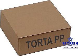 Caixa de Torta PP. 27x27x10cm - Ref.52